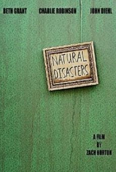 Ver película Natural Disasters