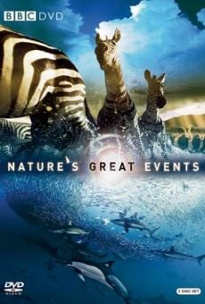 Nature's Great Events (Nature's Most Amazing Events) online streaming