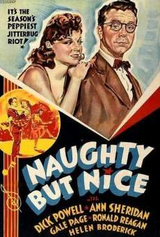 Película: Naughty But Nice