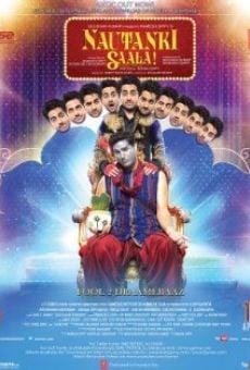 Ver película Nautanki Saala!