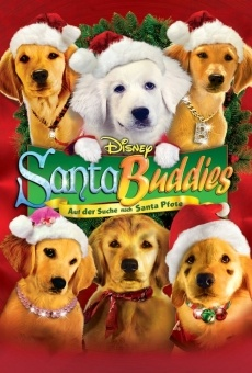 Santa Buddies: The Legend of Santa Paws on-line gratuito