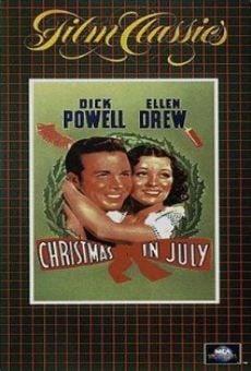Ver película Navidades en julio