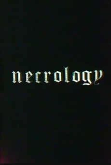 Necrology online streaming