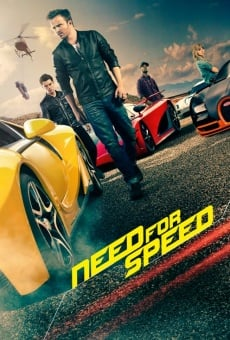 Película: Need For Speed