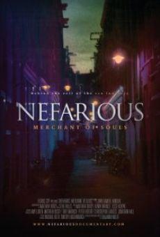 Ver película Nefarious: Merchant of Souls