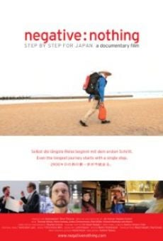 Negative: Nothing - Step by Step for Japan
