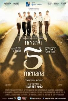 Ver película Negeri 5 Menara