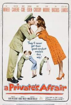 A Private's Affair on-line gratuito