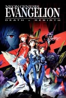 Neon Genesis Evangelion: Death & Rebirth online