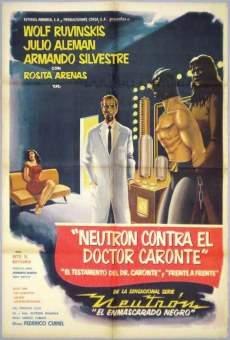 Neutrón contra el Dr. Caronte online
