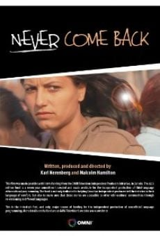 Película: Never Come Back