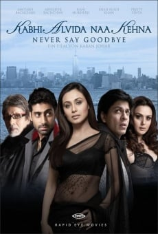 Película: Never Say Goodbye