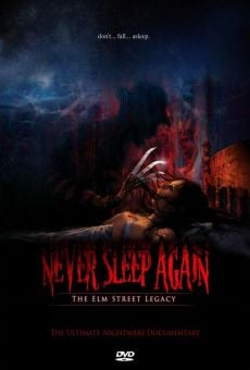 Never Sleep Again: The Elm Street Legacy online streaming