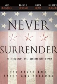 Never Surrender on-line gratuito