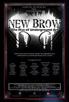 New Brow: Contemporary Underground Art online
