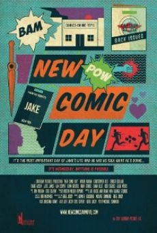 New Comic Day online