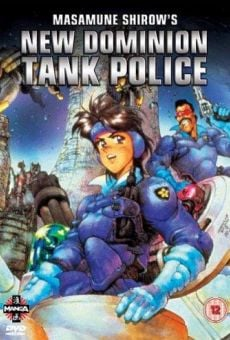 Ver película New Dominion Tank Police