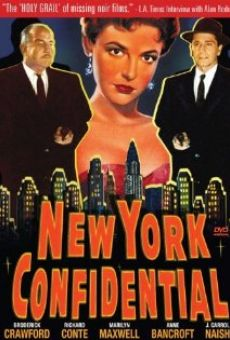 Ver película New York Confidential