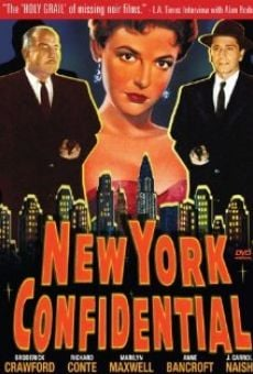 New York Confidential on-line gratuito