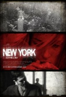 New York November on-line gratuito