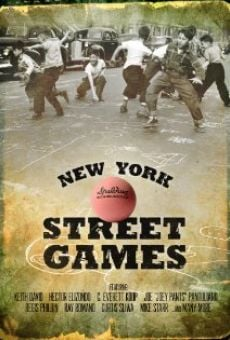 Watch New York Street Games online stream