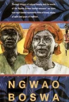 Ver película Ngwao Boswa