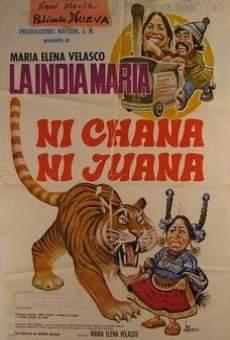 Ver película Ni Chana, ni Juana