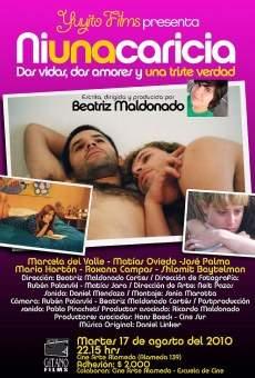 Ver película Ni una caricia