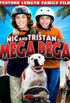 Ver película Nic & Tristan Go Mega Dega