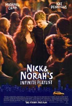 Watch Nick y Norah, una noche de música y amor online stream
