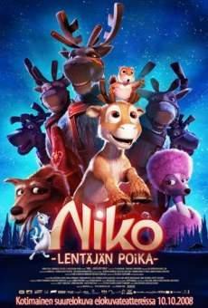 Película: Nico, el reno que quería volar
