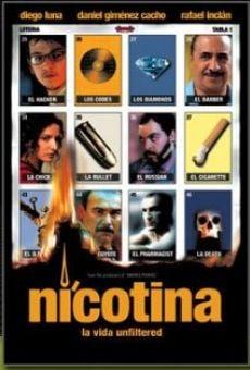 Ver película Nicotina