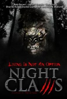 Night Claws on-line gratuito