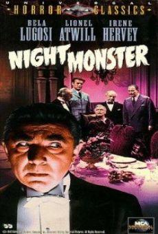 Night Monster online streaming
