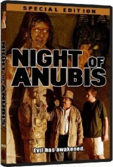 Night of Anubis online streaming
