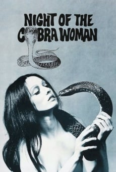 Night of the Cobra Woman on-line gratuito