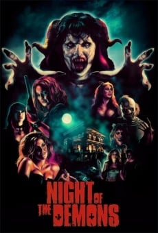 Night of the Demons on-line gratuito