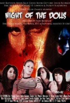 Ver película Night of the Dolls