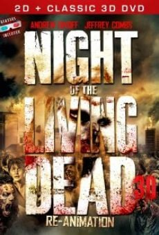 Night of the Living Dead 3D: Re-Animation on-line gratuito