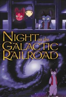 Ver película Night on the Galactic Railroad