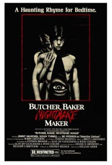 Night Warning (Butcher, Baker, Nightmare Maker) on-line gratuito