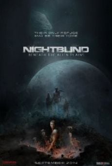 Película: Nightblind: Beneath the Alien Plains