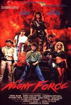 Ver película Nightforce