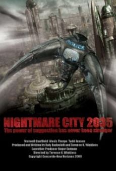Nightmare City 2035 on-line gratuito