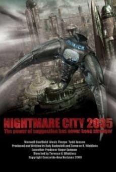 Nightmare City 2035 online kostenlos
