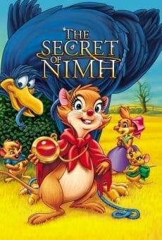 Nimh, el mundo secreto de la Sra. Brisby