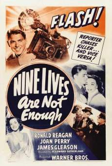 Nine Lives Are Not Enough on-line gratuito