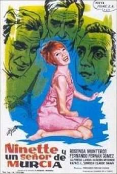 Ver película Ninette y un señor de Murcia