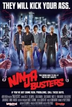 Ver película Ninja Busters