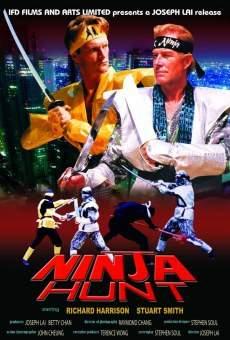 Ver película Ninja Hunt